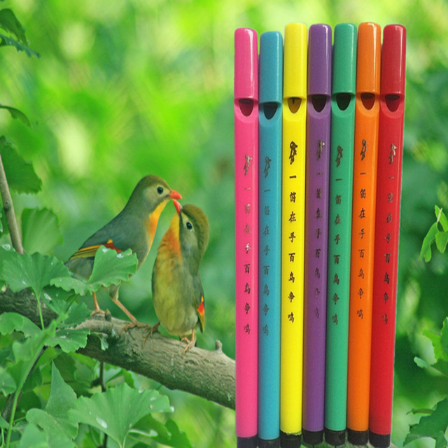 R$ 4 12 |Like a bird call Dozens of species of birds can imitate sounds  Mini bird whistle bird whisted music plolicy the flute toys em de no