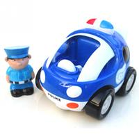 Children Electric Toy Car Cartoon RC Race Baby Car Radio Control Music Wireless Steering Car Toy