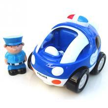 Coches de Policías Teledirigidos