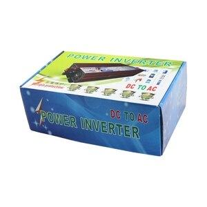 Image 5 - 12В до 220В 2500 Вт автомобильный инвертор 12В 220В Преобразователь мощности портативный автомобильный источник питания USB зарядное устройство адаптер