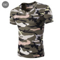 [Asian size] Man Casual Camouflage T-shirt Men brand Army Tactical Combat T Shirt Military Sportwear Camo Camp Mens T Shirts