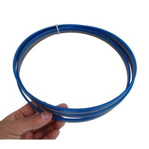 """Image 3 - Hojas de sierra de cinta para cortar tubos, 1470x13x0,65 x 14tpi, 57,87 """"x 1/2"""""""