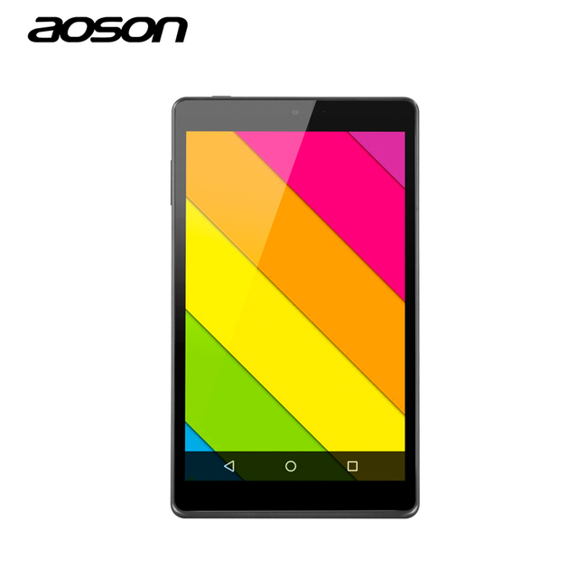 New M812 Google Android 5.1 8 Inch PC Tablet Aoson A33 Quad Core PAD HD IPS Screen 1280x800 Wifi 1GB+16GB ROM Dual Camera 5MP