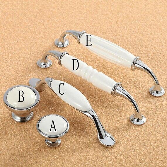 dresser pull ceramic drawer pulls knobs handles cabinet knob kitchen rh aliexpress com