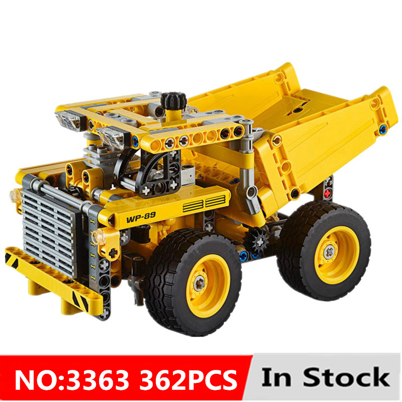 Technic City Truck Car Series 2 in 1 Mining Compatible With Legoingly Building Blocks Bricks Classic Model Kid Toys for childrenTechnic City Truck Car Series 2 in 1 Mining Compatible With Legoingly Building Blocks Bricks Classic Model Kid Toys for children