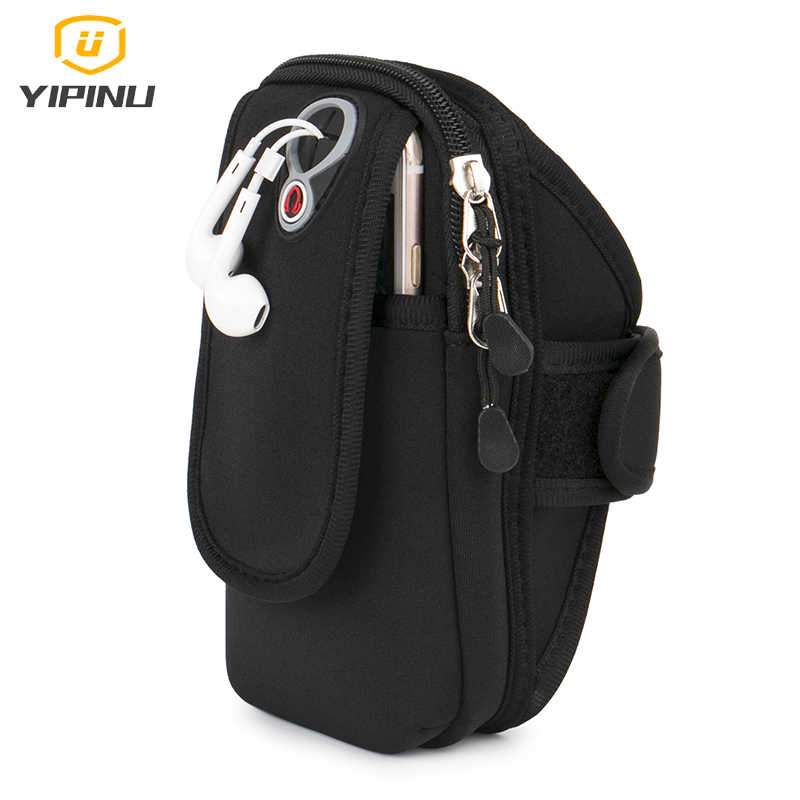 Outdoor Running Bag Sports Arm Bag For 4~6 Inch Mobile Phone Pro Case Men 6c967997f8860