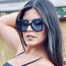 PAWXFB 2019 Vintage Sunglasses Women Men Square Celebrity Sun Glasses Classic Eyewear Oculos de sol