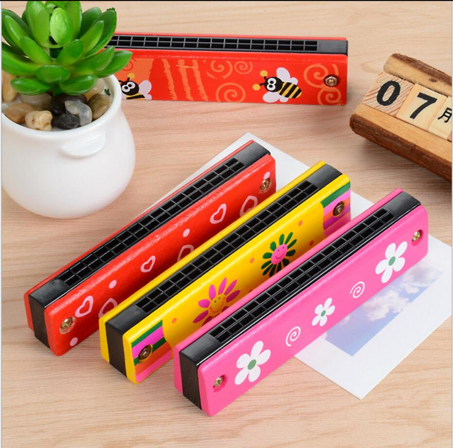16 Holes  Harmonica Diatonic Blues Harp Woodwind music instrument Mouth Organ for Blues Rock Country Folk Jazz Melodica