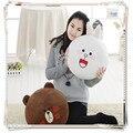 Дешевые плюшевый медведь минни плюшевая игрушка губка боб детская шапочка боос милые подушки кролик плюшевые мягкие игрушки животных для детей медведь тедди