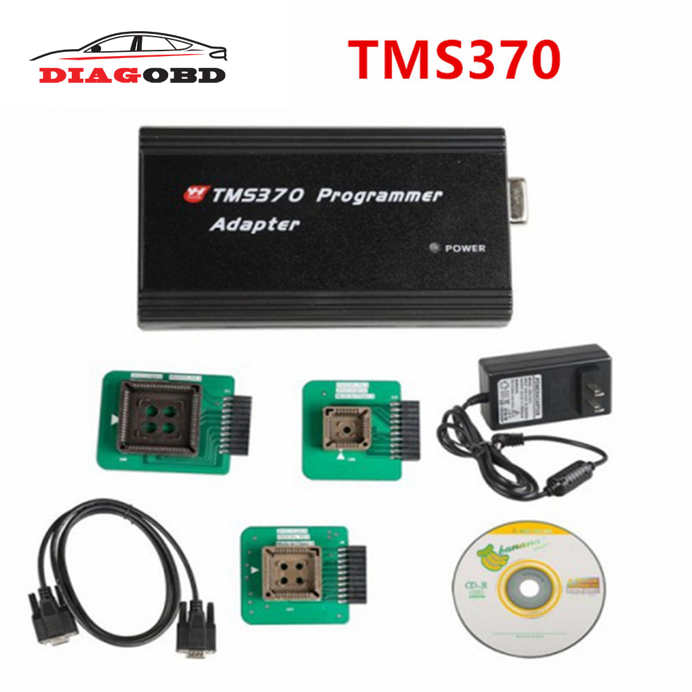 Promotion 2018 TMS370 Programmer to program the TI TMS Microcontroller EEPROM