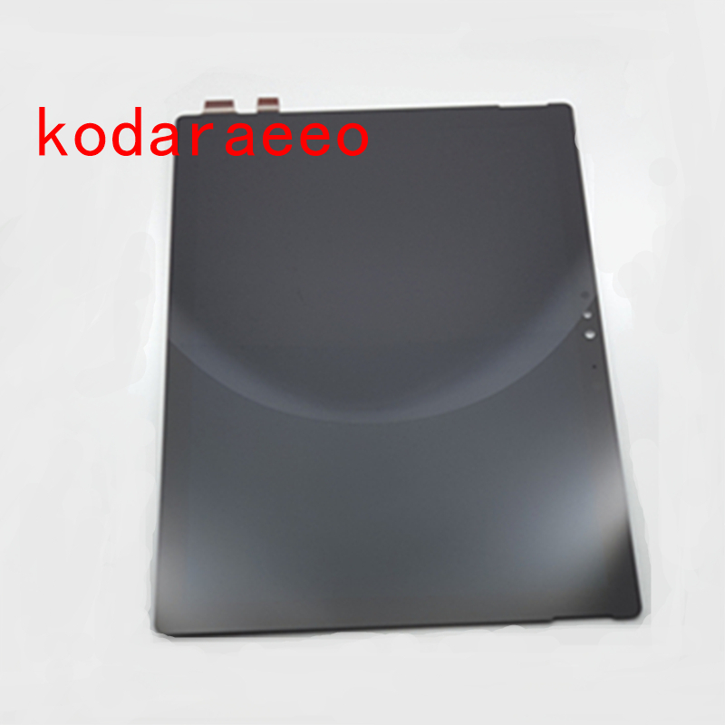 kodaraeeo For Microsoft Surface Pro 4 (1724) LTN123YL01 LCD Display touch screen digitizer Assembly replacement panel for microsoft surface pro 4 assembly lcd displays screen touch screen