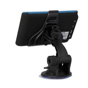 Image 4 - Navegação gps do carro 5 Polegada tela capacitiva carro mp3 player de vídeo usb 8g memória interna transmissor fm 66 canais