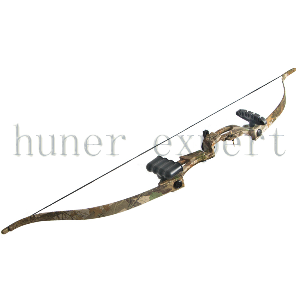 ФОТО An archery practising take-down bow RH Larp 46'' training longbow shooting CS recure bow