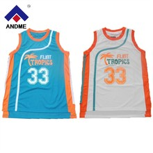 684158308eb andme Mens Throwback Basketball Jerseys 33 Jackie Moon Semi Pro Flint  Tropics Retro