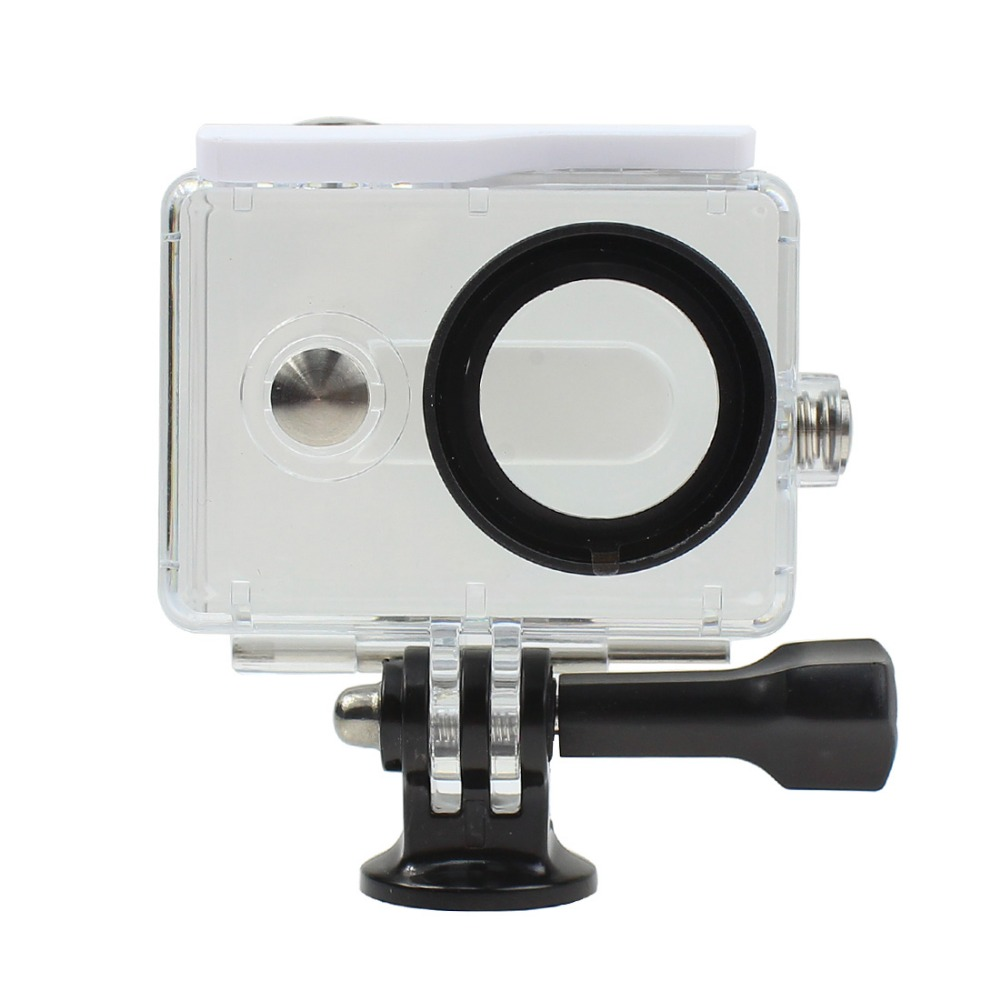 Action Camera Waterproof Case Underwater Diving Protector Cover For Xiaomi xiaoyi Yi Action Camera Accessory F15597/8