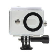 Action Kamera Wasserdicht Fall Tauchen Für Xiaomi xiaoyi Yi Action Kamera Zubehör F15597/8