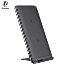 Baseus Qi 10W 3 Coil Wireless charger fast charging charger