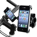 1pcs Handlebar Bike and Motorcycle Cell Phone Holder Mount for iPhone 4 4S