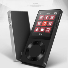 BENJIE Original 1.8″ TFT Screen Full Zinc Alloy Lossless HiFi MP3 Music Player Support 256GB External Storage/Bluetooth/ AUX IN