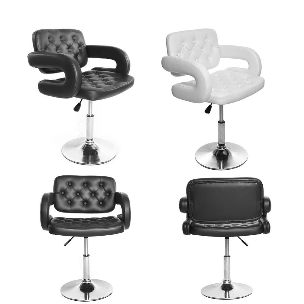 Swivel Bar Stool Modern Chrome Chrome Arm Bar Chair Gas Lift Adjustable Height HOT SALE bar chairs stylish high chair bar stool lift swivel minimalist new specials