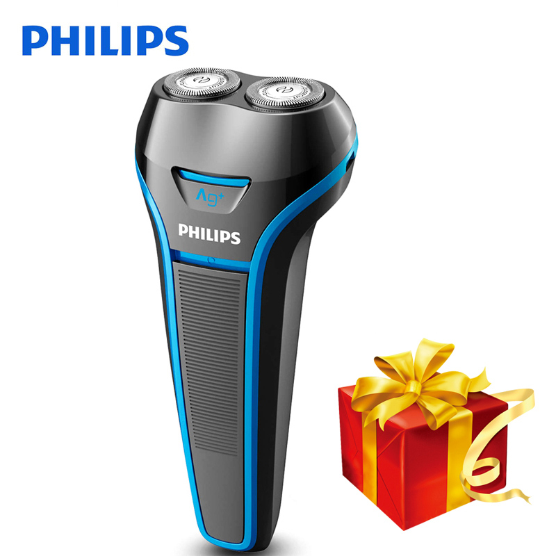 Philips Electrice Shaver S116 Rotary Rechargeable For Men s Electric Razor Whole Body Wash With Ni