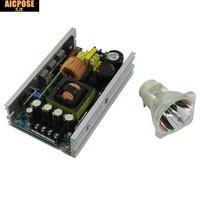 Free Shipping 7R 230W Beam Moving Head 5R 200w Power Board Supply 230 380V 28V 24V 12V 36V with suitable Beam Lamp