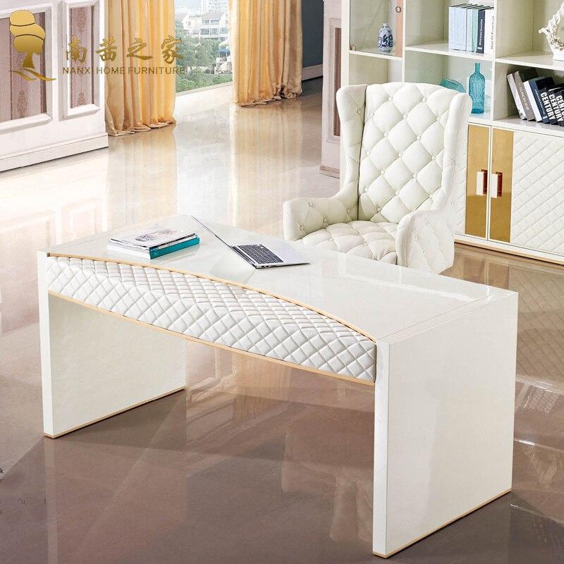 Top Mobilier italien maison de conception table d'ordinateur bureau VP98