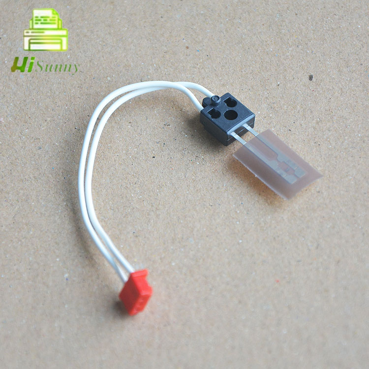 2 pcs grau a para ricoh af 1022 2022 2027 3025 3030 2738 fuser termistor