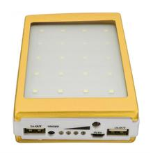 88000 mAh Dupla USB Banco de Potência Portátil Carregador de Bateria Solar Para Telefone Celular hot 18apr11