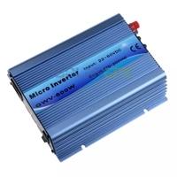 MPPT Grid Tie Inverter 600W DC22V 60V to AC110V or 230V Pure Sine Wave Inverter For 24V/36V Solar Panel Solar Inverter 50Hz/60Hz