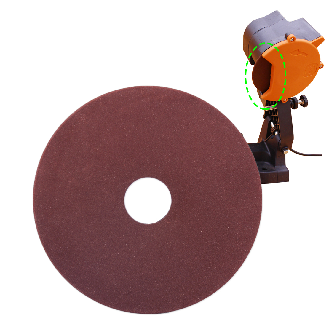 Grinding Wheel 105mm x 22mm Metal Grinding Wheel for 3//8 325 Pitch Chainsaw Sharpener Grinder