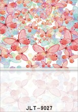 Retro Flower Children Photography Backdrops Photo Studio Background