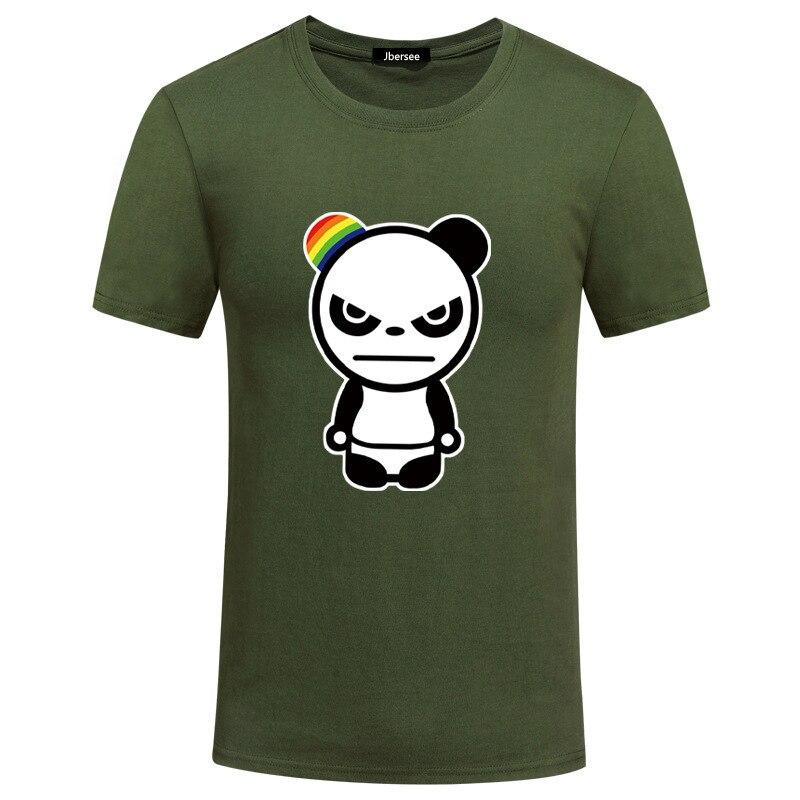 Zomer Casual T-shirt Heren Cartoon Grappige 3D T-shirt Heren O-hals - Herenkleding - Foto 6
