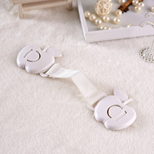10pcs Infant Toddler Drawer Door Cabinet Cupboard Fruit Type Safety Lock Baby Kids Child Safety ABS Plastic Child protection