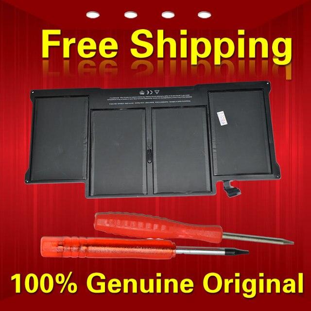 Оригинальные Подлинная Батареи A1405 ДЛЯ A1369 2011 A1466 2012, A1406 ДЛЯ A1370 2011 A1465 2012, A1322 Для A1278