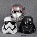 O Homem-Formiga Cosplay Máscara de Darth Vader de Star Wars Stormtrooper Helmet Resina Action Figure Collectible Modelo Toy