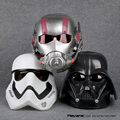 Star Wars Stormtrooper Darth Vader Ant-Man Cosplay Mask Helmet Resin Action Figure Collectible Model Toy