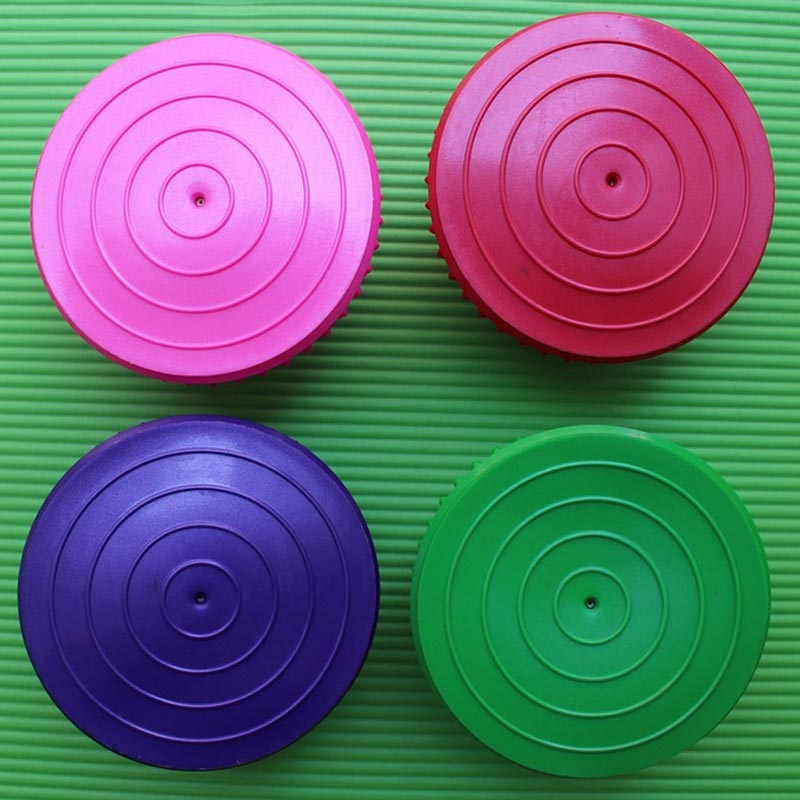Inflatable Half Sphere Exercise Balls Made with PVC Material for Gym/Yoga 3