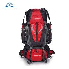 Large Storage Bag 65L Unisex Multifunction Waterproof Travel Outdoor Backpack for Climbing Mountaining Hiking Rucksacks Camping