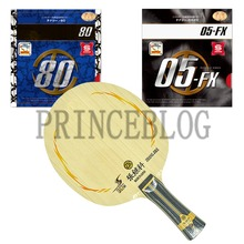 High Quality SUPER-ZLC table tennis blade zhang jike / ping pong racket / T 64 / 05 FX / T 80 / YASAKA / MARKV / DHS