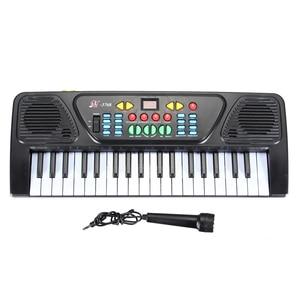 37 Keys Kid Organ Electric Pia