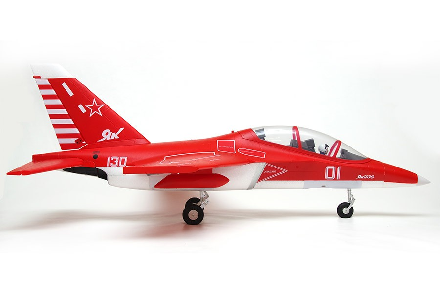 FMS 70mm Yak-130 Yak130 V2 Ducted Fan EDF Jet 6S 6CH With Flaps Retracts PNP EPO RC Airplane Model Plane Aircraft Avion NEW