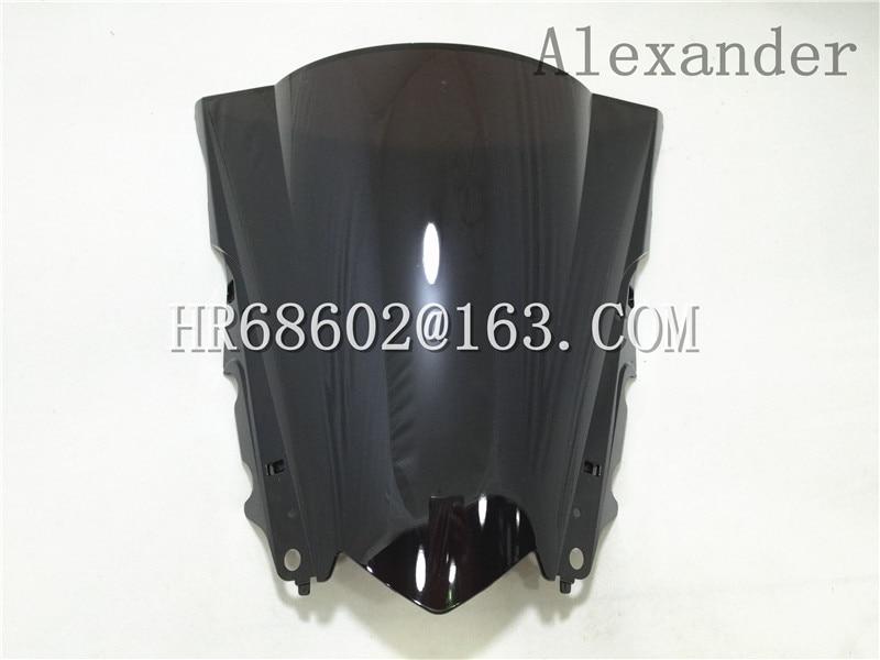SRC Black Front Fender Mud Guard For Kawasaki Vulcan 650 650S 12-13 14 15 16 17