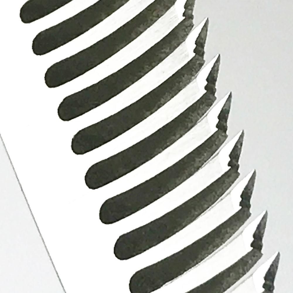 John Shears Japansk VG10 kobolt legering saks til skæring hår - Hårpleje og styling - Foto 4