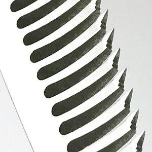 Image 4 - John shears japonês vg10 cobalto liga tesoura para corte de cabelo profissional cabeleireiro tesoura para barbeiro suprimentos