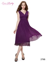 Summer Vestidos Cocktail Dresses Ever Pretty Sexy Ruched 0279B Free Fast Shipping 2015