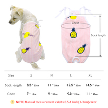 Cute Cotton Dog Cat Diaper Panties Printed Pet Female Physiological Sanitary Pants Dogs Underwear Diapers bragas perra