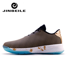Man Light Basketball Shoes Breathable Anti-slip Basketball Sneakers Men Lace-up Sports Shoe Gym Training Shoes Basket Homme lifestyle basketball shoes for lovers newest 2016 basketball sneakers men and women boots lace up basket homme four season