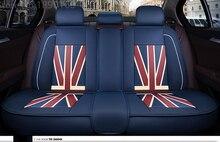 only Leather car rear seat covers For Volkswagen vw Skoda Toyota Subaru BMW Kia Nissan Volvo Mazda etc. all car model accessorie