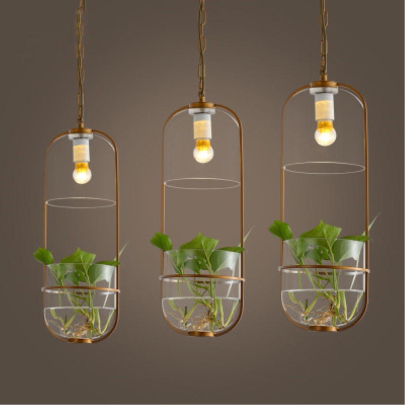 Modern Creative Personality Contracted Glass Pendant Light Bedroom/Study/Balcony Decoration Lamp Free Shipping modern american personality lamp spider extendable light pendant scalable lamp home office bar decoration light lamp
